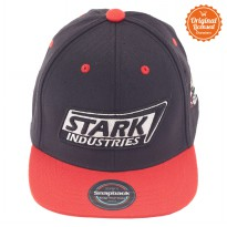 The Avengers Black Red Stark Industries Pic Tony