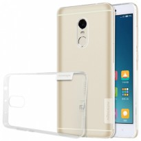 NILLKIN NATURE TPU SOFT CASE XIAOMI REDMI NOTE 4 (MEDIATEK) CLEAR