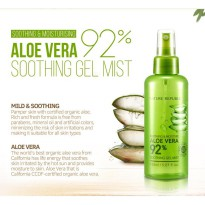 Nature Republic 92% ALOE VERA SOOTHING GEL MIST