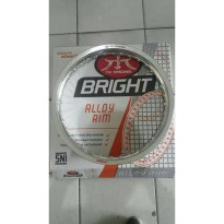 Velg Jari Jari TK 300 inch X 17 Japan Racing Type BRIGHT Hold 36