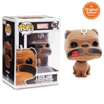 Funko Pop Marvel - Lockjaw