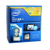 Processor Intel Core i3-4170 3.7Ghz BOX ( LGA1150)