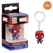 Funko Pop Keychain Marvel - Spider-Man