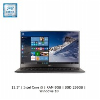 Dell XPS 13 (I7-6560U-TOUCH With 256GB PCIe SSD) Intel Iris Graphics 540 - SILVER