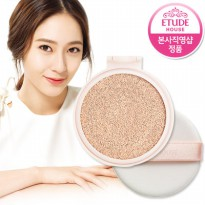 [Etude House] Real Powder Cushion SPF50+ PA+++