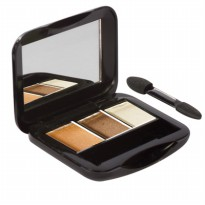 Wellys Eye Shadow Crystal Gold