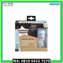 (Botol Susu) (Blue) Tommee Tippee Decorated Bottle 2x260ml