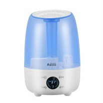 X16 - Large Capacity Cool Mist Humidifier with LED Display - 4.8L