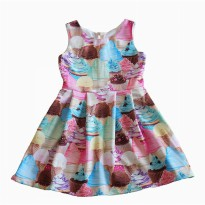 ~Cutevina~ Ficalica Cute Ice Cream Dress FC1602001