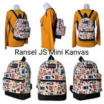 Jansport Ransel Mini Kanvas
