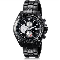ORI CURREN 8083 Jam Tangan Stylish Fashion Fesyen Watch Cowo Analog
