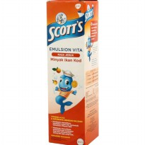 Scott Emulsion Vita Orange 200 ml