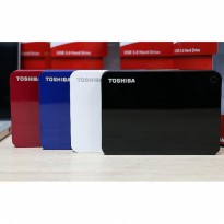 Hardisk Eksternal Toshiba Canvio ADVANCE 2TB HDD Hard Disk External