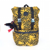 TAS RANSEL BACKPACK KIPLING EXPERIENCE - YELLOW