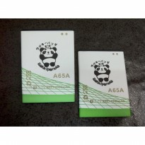 RAKKIPANDA Battery for Evercoss A65A/ A80A/ Mi531 Nexian Helios