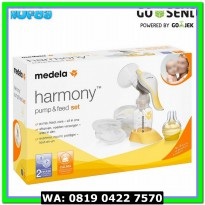 (Bantal dan Guling) Medela Harmony Pump & Feed Set (NEW)