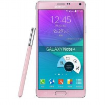 Samsung Galaxy Note 4 PINK LIMITED EDITION