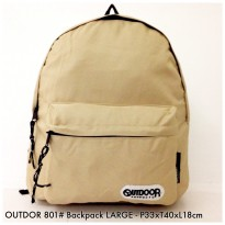 Tas import Ransel Outdoor Backpack Large 801 - 4