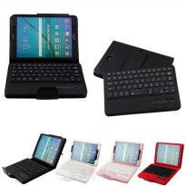 [globalbuy] Tablet Cover Detachable Bluetooth Keyboard + PU Stand Case for Samsung galaxy /4945584