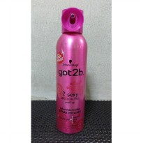 SCHWARZKOPF Got2b 2 Sexy Spray Mousse
