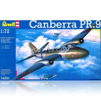 Clearance Sale 1/72 Canberra PR.9 (Match Box Repack)