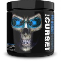 JNX Sports The Curse 250 Grams Blue Raspberry Ice / cobralab cobralabs g gr gram pre