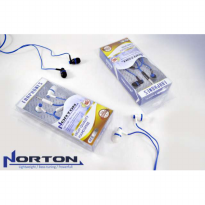 Handsfree Headset Earphone Norton