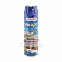 PARFUM MOBIL WAXCO AUTO FRESH - AROMA JERUK ORANGE - WANGI TAHAN LAMA - Orange ORIGINAL MADE IN MALAYSIA