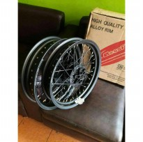 velg sprint rossi xd ring 17 depan 3in blkng 3.5in scorpio
