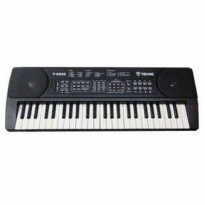 Techno Mini Keyboard T-5000 hitam