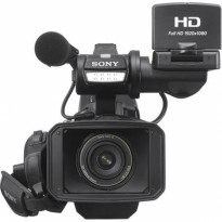 Sony HXR-MC2500 Shoulder Mount AVCHD Camcorder - Garansi Resmi Sony In