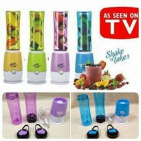 (Ready) Shake n Take 3 / generasi 3 | Blend Go | 2 botol / double cup / 2 cup