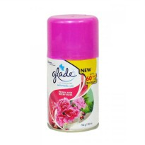 Glade Auotomatic Refill 162 g/250ml - Peony&Berry Bliss/Pink