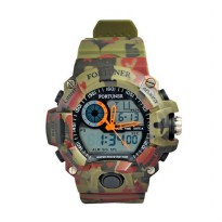 Fortuner FT011OR Sporty Jam Tangan Pria army