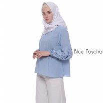 ATASAN EKSLUSIF - DARIA ACCENT TOPS RAJA FASHION
