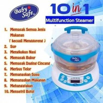 Baby Safe - Steamer 10 in 1 LB005