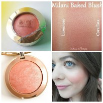 Milani Baked Blush Shade Luminoso