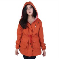 CATENZO | JAKET / SWEATER / HOODIES KASUAL WANITA - RC 120