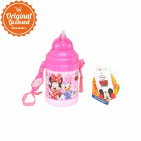 Minnie Mouse Drink Bottle 530 Ml Pink