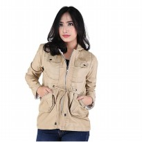 CATENZO | JAKET / SWEATER / HOODIES KASUAL WANITA - DI 079