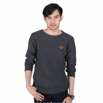 CATENZO | SWEATER RAJUT / KNIT KASUAL PRIA - ZM 085