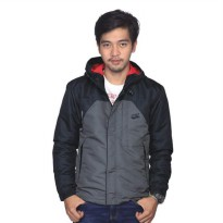 CATENZO | JAKET / HOODIES / SWEATER KASUAL PRIA - RL 009