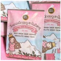 Miharu Hair Professional - Mud Mask Hair Repair per Sachet