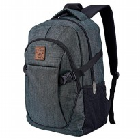 CATENZO | TAS RANSEL / BACKPACK CASUAL LAPTOP PRIA + RAIN COVER - YD 042