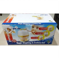 Pumpee Magic Steaming and Cookery Set