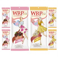 WRP Low Fat Milk Chocolate & Vanilla 6Pcsx60G