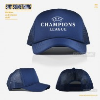 Trucker hat Champions league