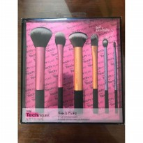 Brush Real Techniques Sam's picks 6PC/ kuas sams picks mac naked huda