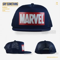Trucker hat Marvel