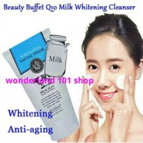 WHITENING FACIAL FOAM MILK PLUS BEAUTY BUFFET